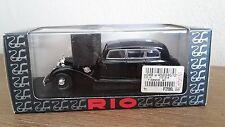 RIO 85 MERCEDES 770 K 1938 PULLMAN LIMOUSINE 1/43 MADE IN ITALY NEUF EN BOITE