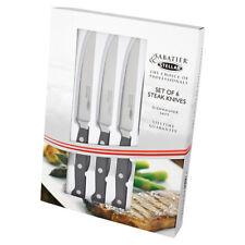 Stellar Sabatier Conjunto de 6 cuchillos para carne