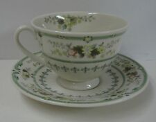 Royal Doulton  PROVENCAL Footed Cup & Saucer Set More Items Available