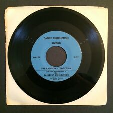 """RAINBOW CONNECTION/TOP HAT, WHITE TIE, AND TAILS DANCE INSTRUCTION  7"""" 45 SINGLE"""