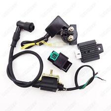 Ignition Coil CDI Regulator Relay 50 70 90 110cc ATV GIO Kazuma Baja Taotao Sunl
