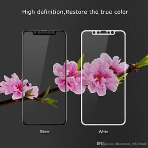 9H Tempered Glass Protective Screen Cover For iPhone 11 Pro Max X Xs Max