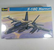 1995 Revell Model Kit F-18C Hornet