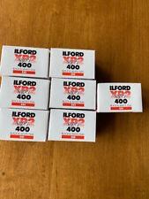Lot #17 ILFORD Super XP2 400 Series Roll Film- LOOK!