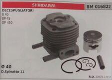 2001112110 CILINDRO PISTONE COMPLET DECESPUGLIATORE SHINDAIWA B BP 45 GP450 Ø 40