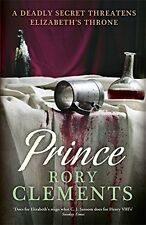 Prince New Paperback Book Rory Clements