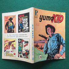 COLLANA RODEO n.32 YUMA KID , Ed. Cepim (1970) ORIGINALE Fumetto western