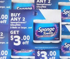 (10) Save $3.00 Sponge Towels PRO (Canada Only)