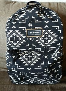 New Dakine Backpack 365 Canvas 21L Silverton Onyx New NWT Fast Free Shipping