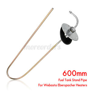 For Webasto Eberspacher Diesel Heater 600mm Fuel Tank Stand Pipe Pick Up Hose