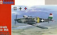 SpecialHobby Arado Ar-96A 5 Versionen Hungarian Slovak 1:72 Argus As 10C kit NEU