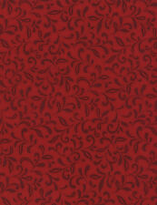 Christmas Red Tonal Fabric - Timeless Treasures - BTY - C3144