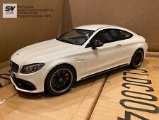 GT Spirit 1:18 Mercedes Benz AMG C63 S Coupe Shoppreis 149€