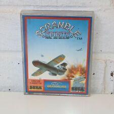 SCRAMBLE SPIRITS - COMMODORE 64 C64/128 CASSETTE