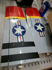 Eflite At6 Texan Wings And Other parts Used