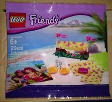 Lego 5002113 - Friends - Hängematte Polybag / Promo