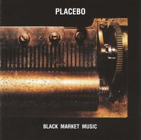 Placebo ‎CD Black Market Music - Europe (M/M)