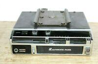 Vintage AUTOMATIC RADIO Underdash Car 8-Track Tape Player SPC-5002 untested
