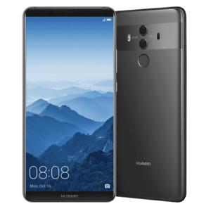 "Huawei Mate 10 Pro Dual SIM 6/128GB Titanium Grey 6"" 20MP Android USA Freeship"