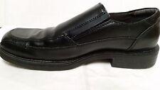 Jarman - Metropolis Slip On Dress Shoes - BLACK - Size 8