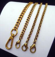 Purse Chain Strap Handle Shoulder Crossbody Handbag Metal Replacement COPPER