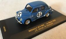 IXO 1:43 RENAULT 4CV #45 LE MANS 1950 LMC085 (Mint In Box)