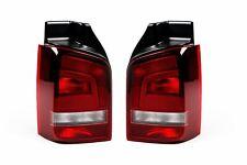 VW Transporter T5 10-15 Sportline Smoked Rear Lights Pair Set Driver Passenger