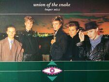 "DURAN DURAN-""Union Of The Snake"" 12 Inch Single-3 Tracks, 1983 EMI Import-Japan"