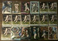 Willy Adames (61) Card lot! Update Gold RC/2018 Tampa Bay Rays