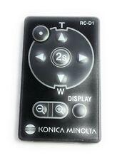 originale. Minolta telecomando wireless control minolta rc-d1