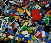 1 Genuine Sanitized Lego Bundle Mixed 1KG 1000g Bricks Figures Parts Pieces Bulk