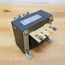 Square D 9070 K750 Control Transformer 750kva 240480 Vac Pri 110 Vac Sec