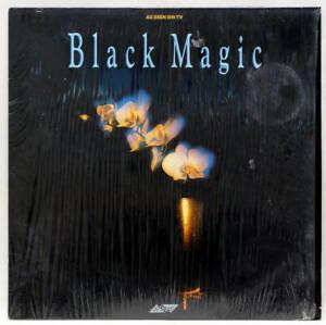 BLACK MAGIC Soul Compilation LP Stylus SMR 619 UK 1986 In Shrinkwrap