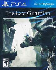 The Last Guardian PS4 Game 2016 Brand New (US version) English/Português/Español