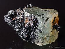 Beryll Aquamarin Schörl Turmalin Goshenit Mineralien Beryl Erongo Namibia 26.8mm