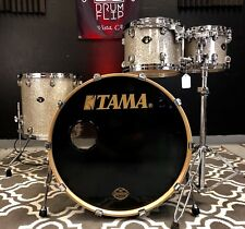 Tama Starclassic Birch Made In Japan Diamond Dust 4pc Drum Set 24,16,12,10