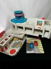 Vintage 1995 Lewis Galoob Toys, Micro Machines Super Auto World Playset