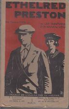 C1 USA Francis FINN - ETHELRED PRESTON Aventures Nouveau Venu ILLUSTRE 1929