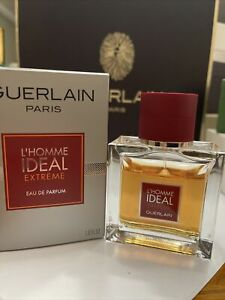 Guerlain L'homme Ideal Extreme 50 mlEDP SPRAY MEN'S 2020 AUTHENTIC NEW