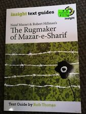 The Rugmaker of Mazar-e-Sharif by Ruth Thomas (Study Guide, 2009)GBL22