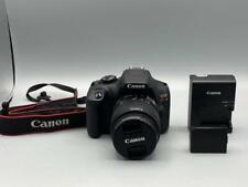 CANON EOS REBEL T6 W/ EF-S 18-55mm 1:3.5-5.6 IS II LENS.