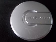2004 2005 2006 2007 Hummer H2 OEM silver alloy wheel center cap