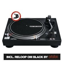Reloop RP-4000 MK2 Professional High-Torque Direct Drive DJ Turntable Deck