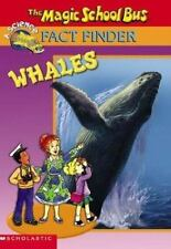 The Magic School Bus Fact Finder: Whales by Sue Rosenthal (2003, Paperback)