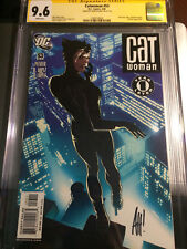 Catwoman #53 CGC SS 9.6 Adam Hughes Batman Appearance On Year Later story