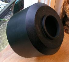 large & heavy 46mm screw in  metal lens hood shade 100mm x 70mm dia