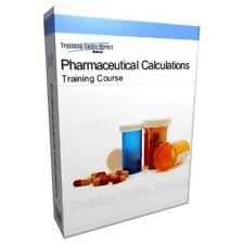 Cálculos de farmacología de Regalo-Curso De Capacitación Libro De Enfermería