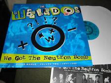 WEIRDOS We Got The Neutron Bomb Weird World Vol. 2 LP!!