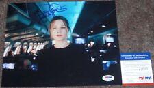 Jodie Foster Signed Flightplan 8x10 photo PSA DNA