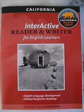Interactive Reader &Writer for English Learners.Littell